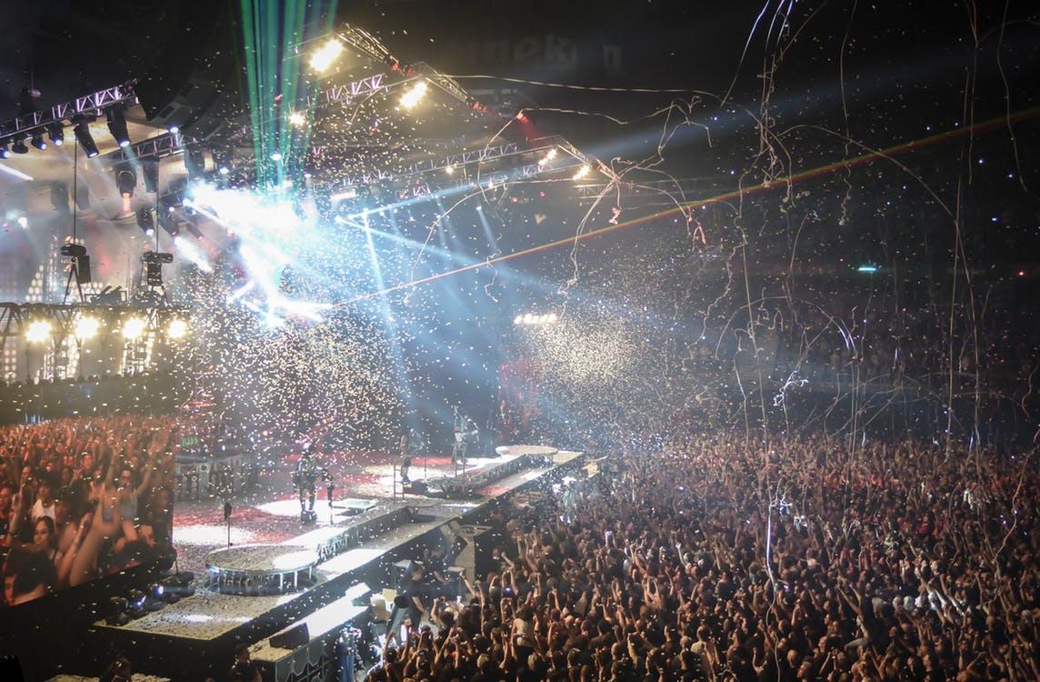 Metallica lockar fortfarande publik